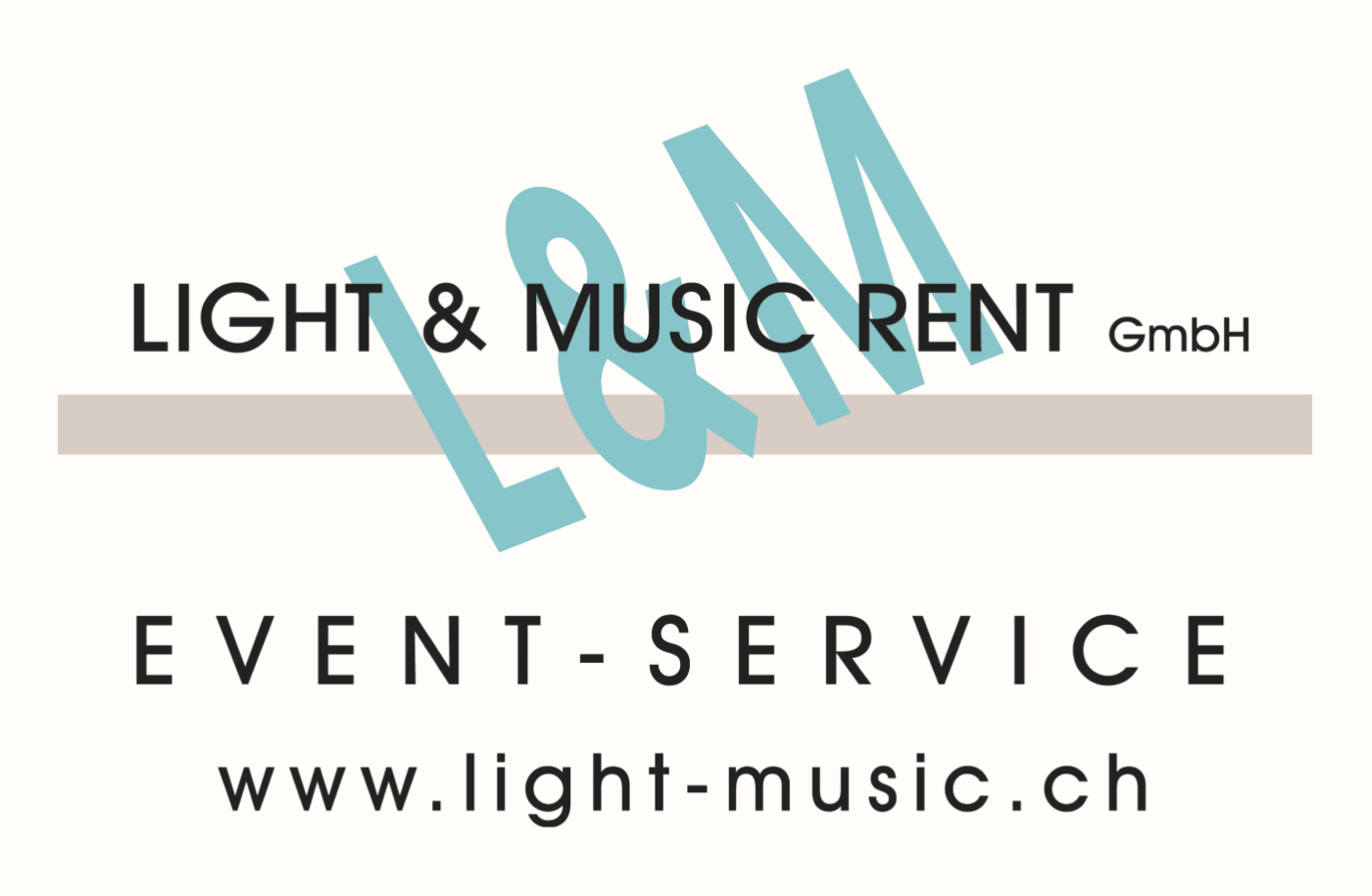 LIGHT + MUSIC RENT GmbH